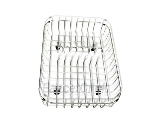 Suneli Crockery Basket Stainless Steel SRB5340