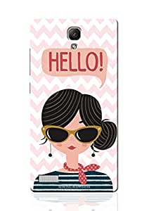 Sowing Happiness Back Cover For Xiaomi Red MI Note/Note 4G Note Note NoteNote available at Amazon for Rs.5019