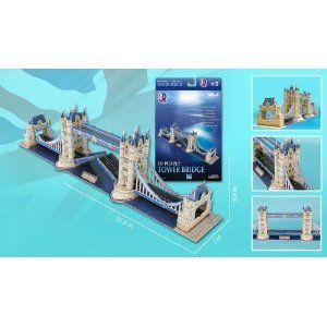 Daron London Tower Bridge 120-Piece