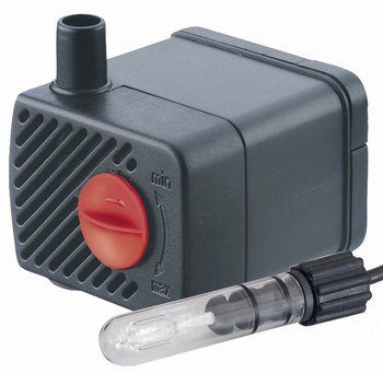 Seliger Indoor Fountain Pump & 5 Watt Light- 280 Lph(74 Gph)