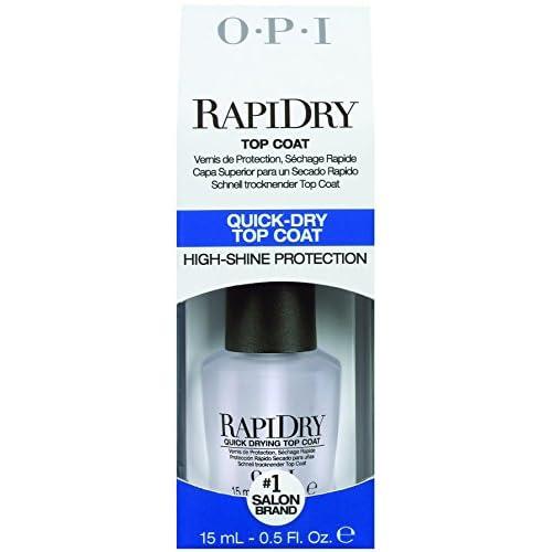 71aa64f9755 Cheap Where can You Buy Opi Rapidry Top Coat Nail Poslish for Women, 0.5  Ounce