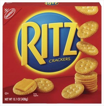 Ritz Crackers only $0.75 each at Walgreens