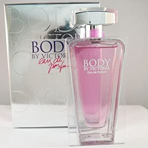 Body by Victoria for Women 3.4 oz Eau de Parfum Spray