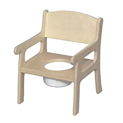 Little Colorado Unfinished Potty Chair