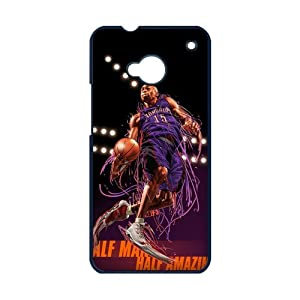 Magical Shop Vince Carter Half man half amazing Custom Hard Cases for HTC ONE M7