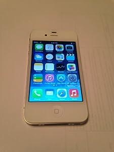 iPhone 4 VIRGIN MOBILE. 8gb. Clean ESN (White)
