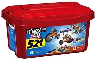 Knex Limited Partnership Group 12575 Building Set, 521-Pc. by Knex Limited Partnership Group (Knex 521 Building Set compare prices)