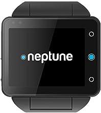 NEPTUNE Pine 16GB Smartwatch - Retail Packaging - Black