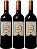 Bodegas Aldonia D Los Santos Crianza 2010 Wine 75 cl (Case of 3)
