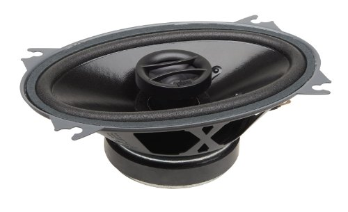 Powerbass S-4602 Powerbass 4 X 6 Inches Coaxial Oem Speakers, Set Of 2