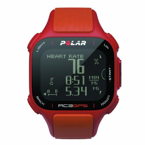 Polar 博能 RC3 运动心率表(GPS、含心率带) $169.34(约¥1140)图片