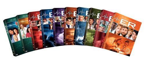 ER: The Complete Seasons 1-10 (Er Season 9 compare prices)