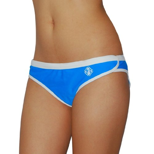 Body Glove Womens Soft & Smooth Surf Swim Bikini Trunk / Bottom - Quick Dry - X-X-Large