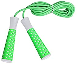 Cosco Elevate PVC Jump Rope, 275cm (Green)