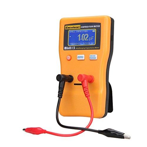 Excelvan-M6013-Digital-Auto-Ranging-Capacitance-Meter-Tester-Capacitor-Tester-Professional-001pF-to-470000uF
