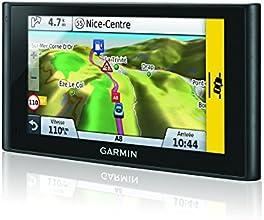 Garmin nüviCam LMT - GPS Auto 6 pouces avec caméra intégrée (dashcam) - Info Trafic et carte (45 pays) gratuits à vie