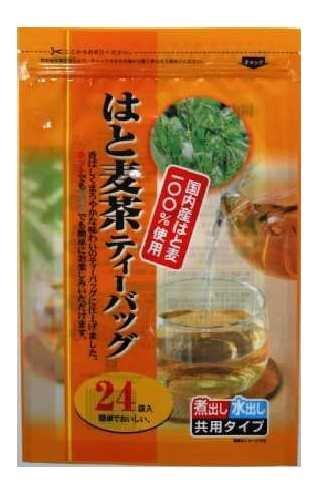 明和 国内産はと麦茶 7g×24P