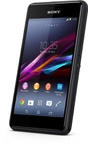 Sony Xperia E1 UK SIM-Free Smartphone - Black