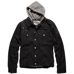 Fox Racing Dunkirk Men's Fashion Jacket - Black / Medium