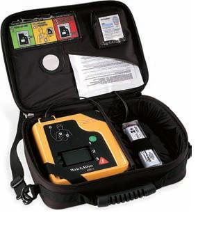 Carry Case for Welch Allyn AED10