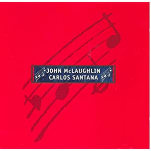 McLaughlin, John and Carlos Santana -  Live in Chicago