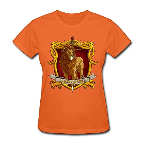 AOPO Harry Potter Gryffindor Tshirts For Women
