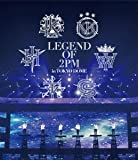 Image de 2Pm - Legend Of 2Pm In Tokyo Dome [Japan BD] BVXL-38
