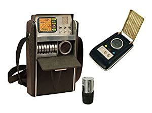 Diamond Select Star Trek - Communicator and Tricorder-realistic Looking Set for Your Start Trek Collection- Perfect Toy for Children Boys and Girls-lights and Sound Effects for Creative Thinking-fun Playset-2-year Replacement Plan