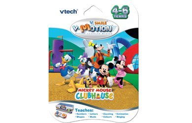 V.Smile VTech - V - Motion: Mickey Mouse Clubhouse