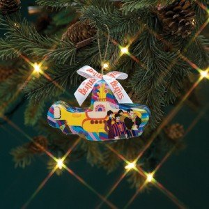 #!Cheap The Beatles Yellow Submarine Ornament