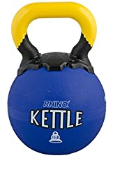 Performall Sports Bundle: 15lb Rhino Kettle Bell Blue RKB15-1P