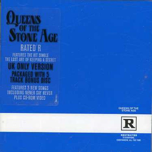 CD : Queens of the Stone Age - Rated R (United Kingdom - Import, 2 Disc)