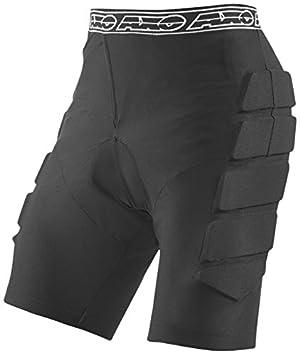AXO MX7A0053-K00 Rhino Pant Protection de Motocross, Taille XXL, Noir