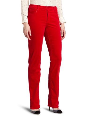 jones-new-york-pantalon-para-mujer-rojo-rojo