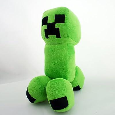 12 Minecraft Creeper Plush Doll by Tamatama League