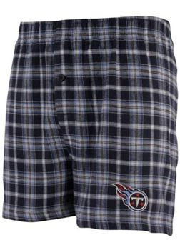Tennessee Titans Fly Pattern Boxer, Size= X-Large at Amazon.com