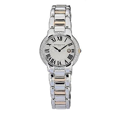 Raymond Weil Women's 5229-S5S-00659 Classy Analog Watch