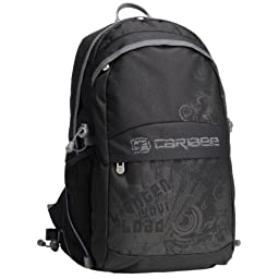 Caribee Leisure Product Frantic Backpack, Small (Black)