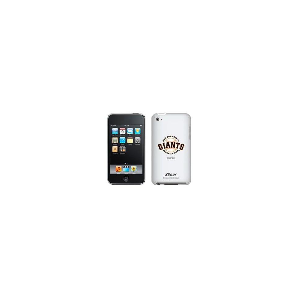 San Francisco Giants Baseball Club on iPod Touch 4G XGear Shell Case