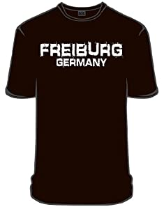 NYC Specials Germany Freiburg T-Shirt, brown