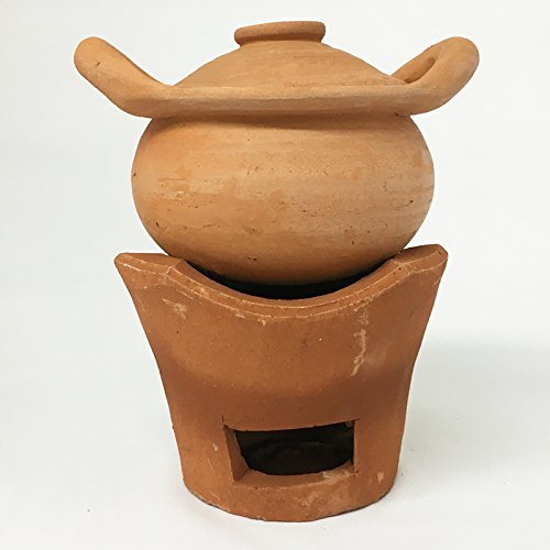 Thai Clay Hot Pot - Medium