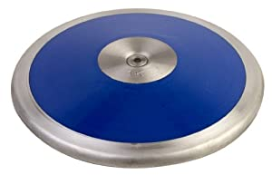 Buy Champion Sports Lo Spin Competition ABS Plastic Discus by Champion Sports