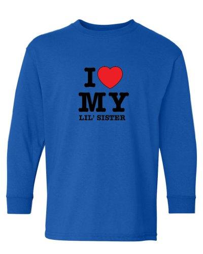 Long Sleeve Big Sister Shirts