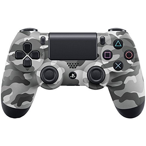 Best DualShock 4 Wireless Controller for PlayStation 4 (Urban Camouflage)