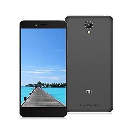 XIAOMI REDMI HONGMI NOTE 2 MTK6795 2.0GHz 64bit Octa Core FHD Écran 5.5 Pouces Android 5.0 4G LTE Smartphone (Noir)