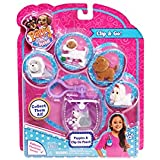 Puppy Surprise 48183 Puppy In My Pocket Puppies With Clip-on Pouch Toy Figure
