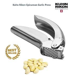 Kuhn Rikon Epicurean Garlic Press