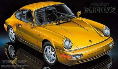 Fujimi 1/24 Porsche 911 Carrera 2 (Left Hand Steering)