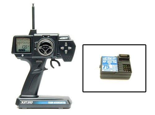 Associated 29156 75Mhz XP3D 3Ch Digital Radio