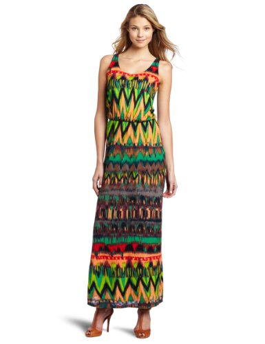 Ella Moss Women's Native Maxi Dress